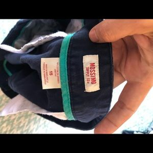 Mossimo Supply Co. Shorts - Mossimo blue shorts size 15 low rise juniors